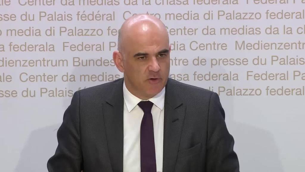 Komplette Pressekonferenz des Bundes vom 8. Mai 2020