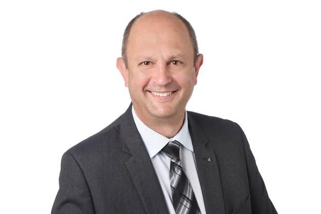 Markus Gabriel, Uerkheim, SVP (mit 4629 Stimmen gewählt), bisher