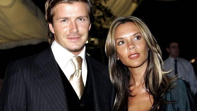 Jeweils am Mittwoch geniessen sie den Abend zu zweit: David und Victoria Beckham (Archiv)