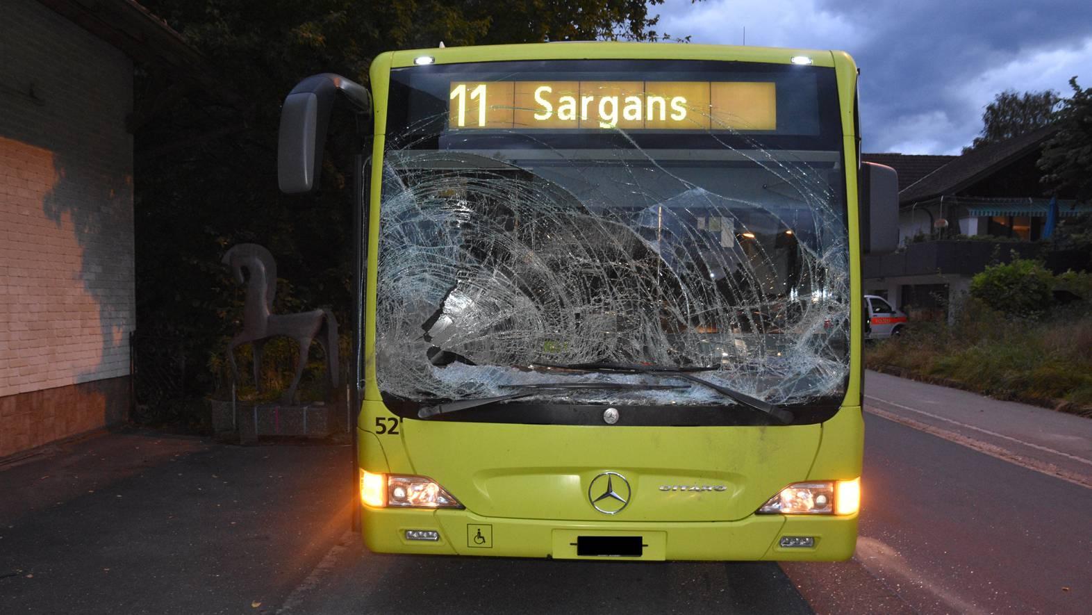 Unfall Schaanwald