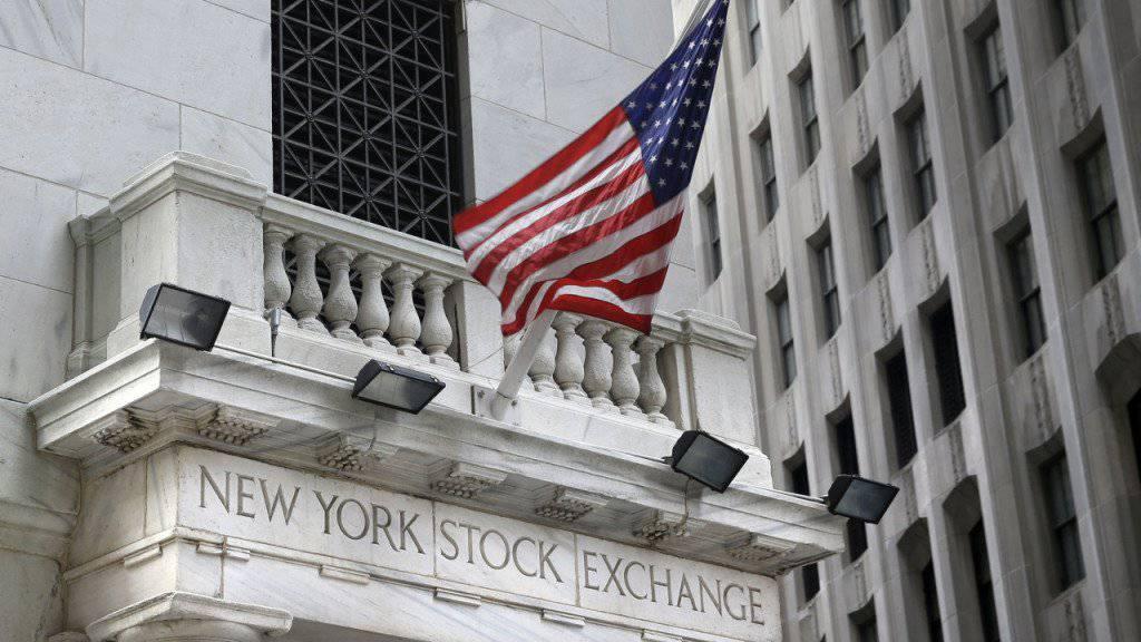 In New York ist eine Klage gegen zehn Grossbanken hängig wegen Einengung des Wettbewerbs im Bereich der Zinsswaps. (Symbolbild)
