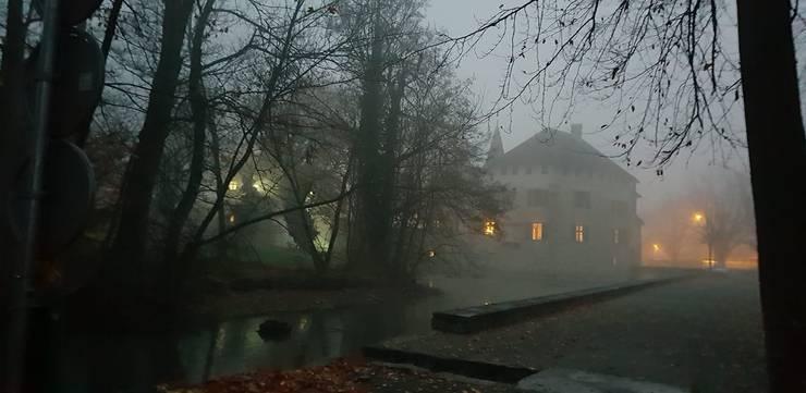 Graue Jahreszeit mit Lichtblick