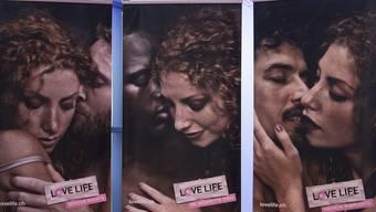 Die Love-Life-Kampagne wurde im November 2016 lanciert.