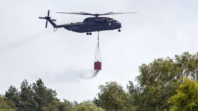 In Deutschland ist es erneut zu einem Absturz bei der Bundeswehr gekommen. (Symbolbild)