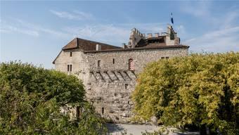 Das Schloss Habsburg mit dem Restaurant fasziniert immer öfter auch Gäste aus Übersee mit seinen Schätzen.