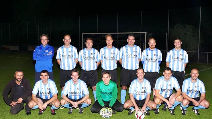 Nicht nur die über 30-Jährigen des FC Fislisbach stehen im Cupfinal.
