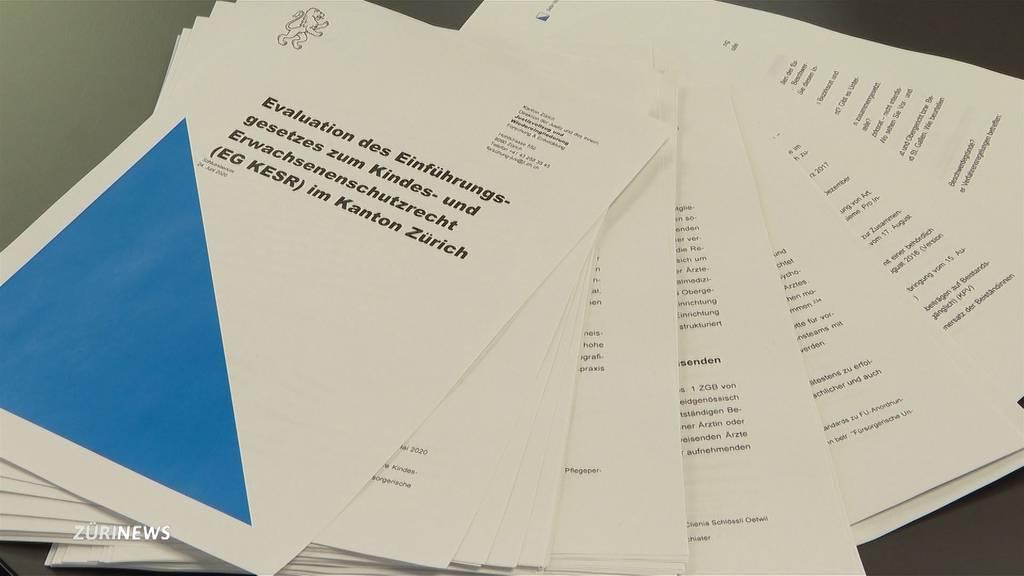 KESB: Prozesse sollen beschleunigt werden