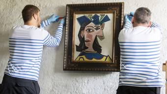 Picasso in Wettingen