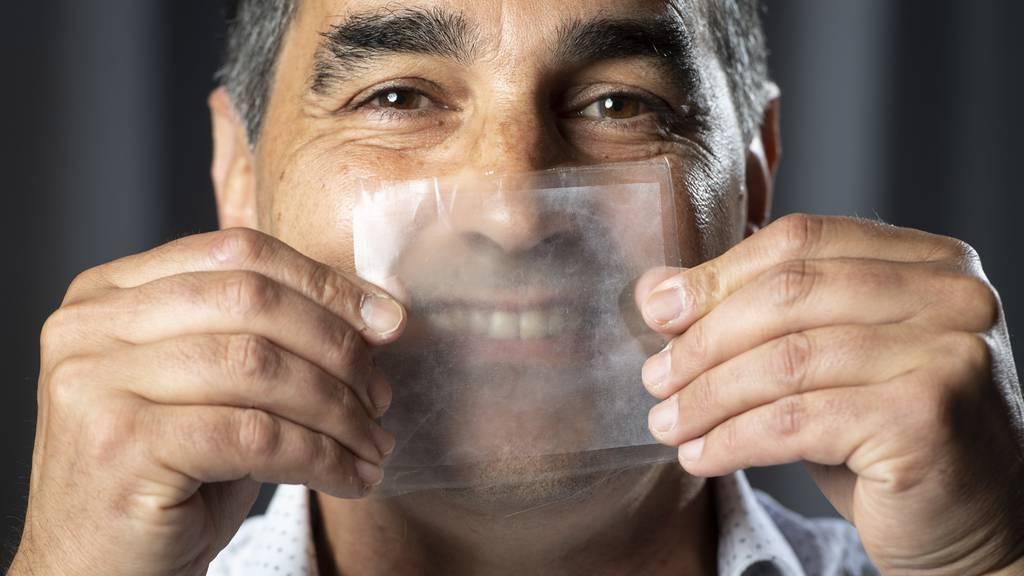 Der Empa Innovation Award würdigt bahnbrechende Erfindungen