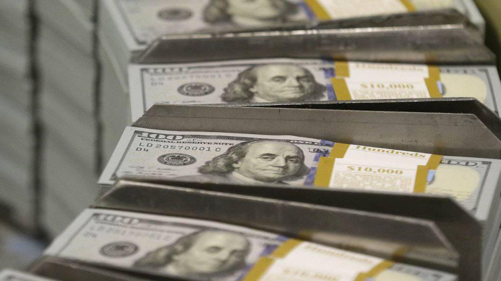 Wieviele Dollar die Steuerreform kostet und wie sie finanziert wird ist derzeit nicht klar (Archiv)