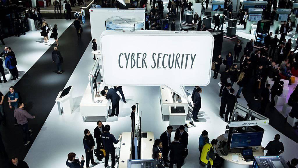 Am Freitag ist die weltgrösste Digitalmesse CeBIT in Hannover zu Ende gegangen: Insgesamt waren 3300 Aussteller aus 70 Ländern vertreten. Die Schweiz war zum ersten Mal Partnerland.