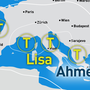 Im neuen Jahr bestimmen die Tiefdruckgebiete Ahmet, Goran, Jussuf, Flaviu und Dimitrios das Wetter, für Sonne sorgen die Hochdruckgebiete Dragica, Bozena und Chana.