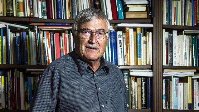 Ein Marshallplan für Syrien und den Irak? «Unbedingt», sagt Albert A. Stahel in seinem Büro.