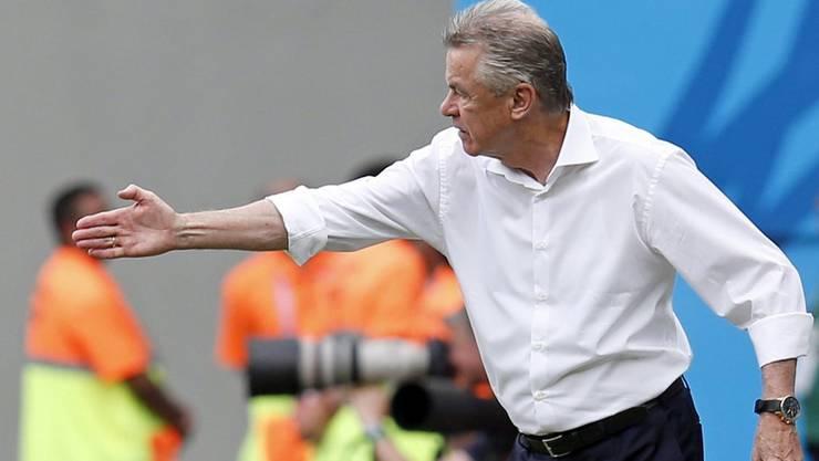 Ottmar Hitzfeld rät seinem Ex-Trainer Kollegen Jürgen Klopp zu einer Auszeit.