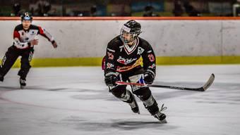 Best Player der Argovia Stars, Tobias Steiner.