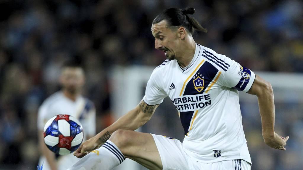 Ibrahimovic und LA Galaxy im Viertelfinal out