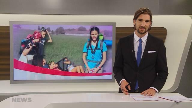 80 km durch die Schweiz: Bolliger Mädchen erreichen Thörishaus