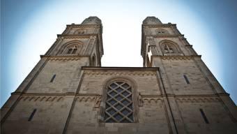 Der Ertragsüberschuss wird dem Eigenkapital der reformierten Landeskirchen des Kantons Zürich zugeschrieben. Bild: Zürcher Grossmünster.