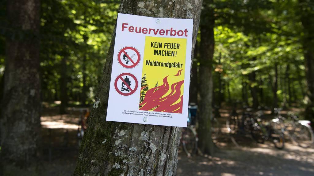 Im Thurgau darf man wieder «brötle» – das Feuerverbot gilt nicht mehr.