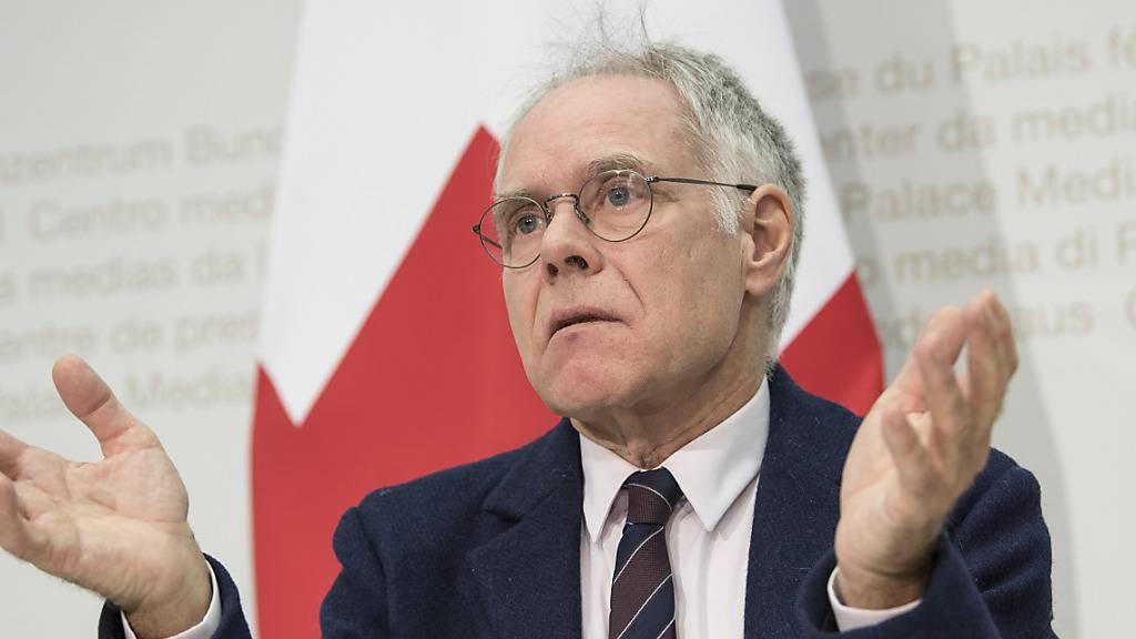 Alt Bundesrat Leuenberger gesteht Lüge bei Lösegeldern für Geiseln