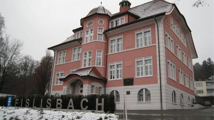 Gemeindehaus Fislisbach. zvg