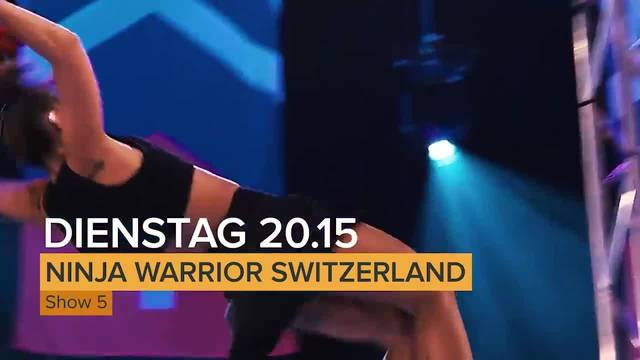 Trailer Ninja Warrior Switzerland S01E05 KW46