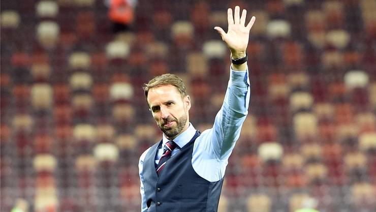 Brachte den Erfolg zurück: Englands Trainer Gareth Southgate.