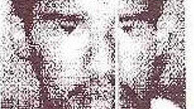 Der gefasste Junis al-Mauretani auf einem Fahndungsbild (Archiv)