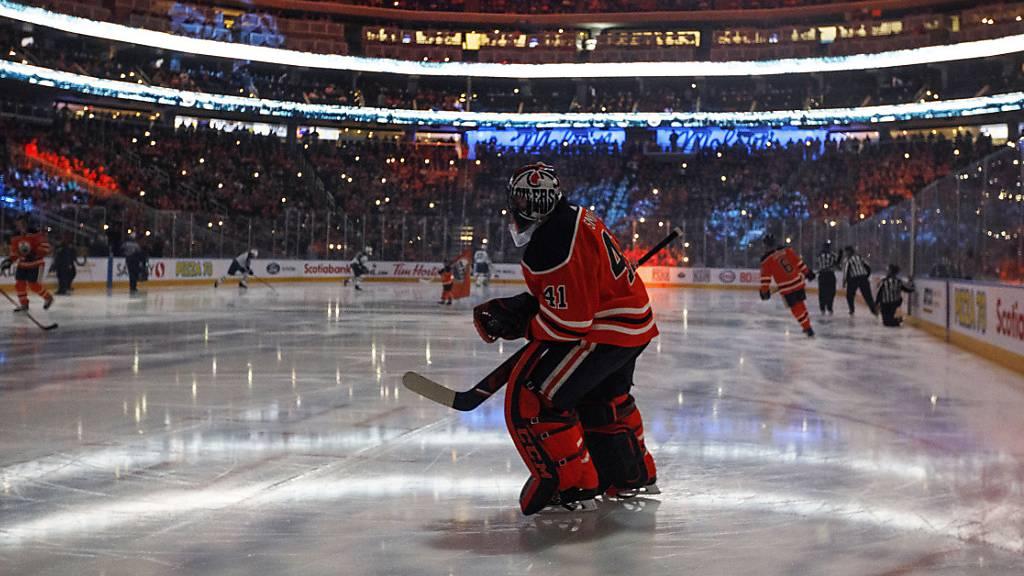 NHL-Klubs dürfen nicht mehr über Coronavirus informieren