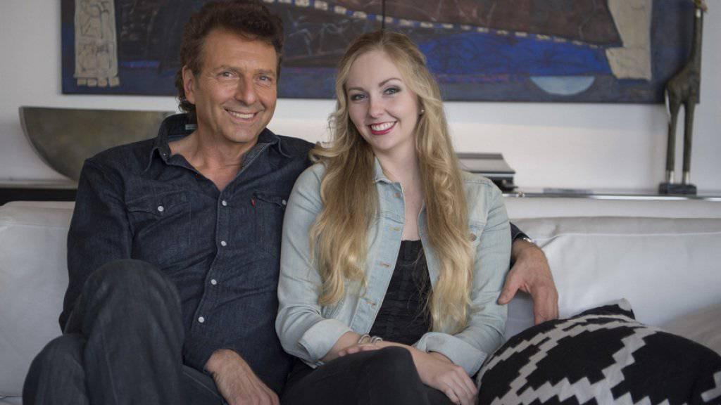 Der Schweizer Musiker Bo Katzman plant Neues mit seiner Tochter, der Sängerin Ronja Borer (Archiv)