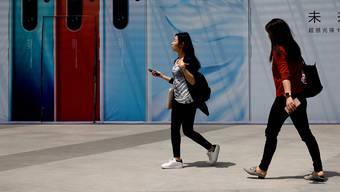 Huawei-Samrtphones sind nicht nur in China beliebt: Der Hersteller ist mittlerweile die Nummer zwei auf der Welt.