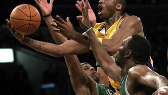 Kobe Bryant im Jahr 2007: Er ist von seinen Gegnern nicht zu stoppen.