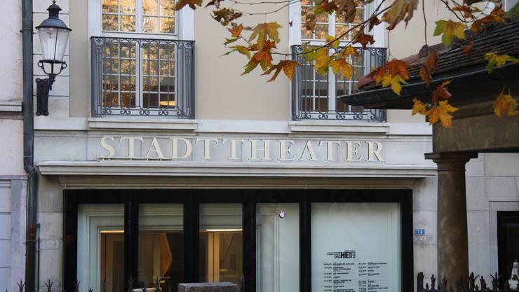 Das Stadttheater steht im Fokus eines Sondertraktandums der Gemeindeversammlung. (Archiv)
