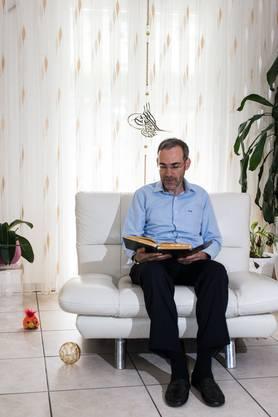 Halit Duran ist Präsident des Verbands Aargauer Muslime: «Das ist eine schreckliche Mörderbande, das kann niemals mit dem Islam gerechtfertigt werden kann.»