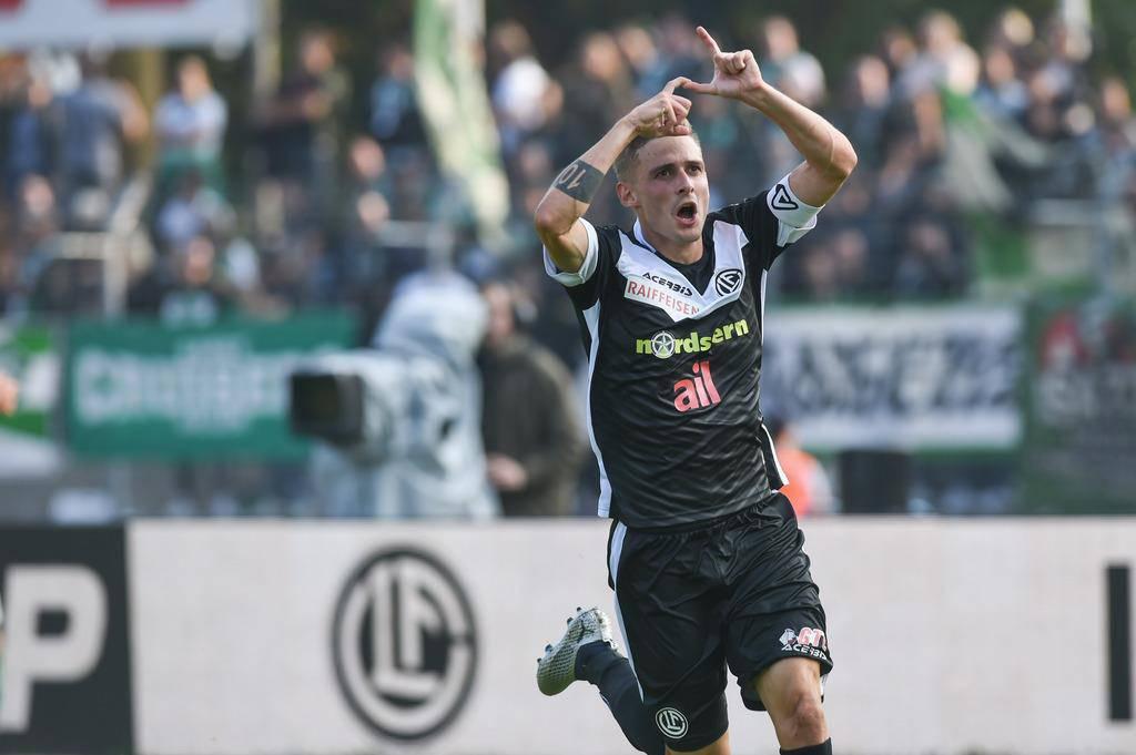 FCSG gegen Lugano