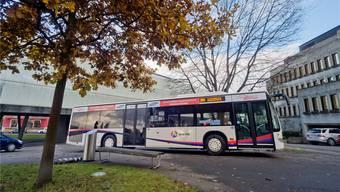 Sonntags herrscht deutlich weniger Betrieb in den Bussen. (Archiv)