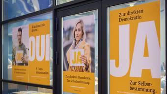 Die Selbstbestimmungsinitiative hatte auch im Kanton Solothurn keine Chance.