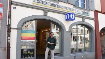 Seit 18 Jahren zeigt das Liestaler Museum die gleiche Dauerausstellung. (Archivbild mit Peter Graf)