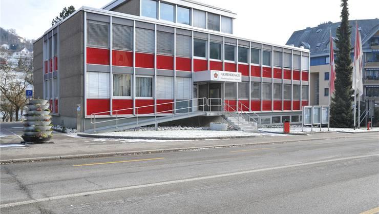 Im Gemeindehaus Trimbach wird auch der nächste Gemeindepräsident ein fixes Pensum von 50 Prozent haben.