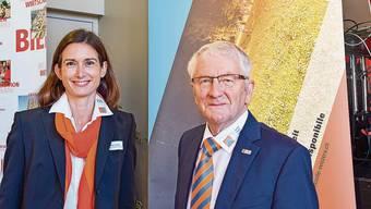 Maja Riniker (42, FDP) wurde gestern einstimmig zur Nachfolgerin des St. Galler Alt-Nationalrats Walter Müller (72, FDP) an die Spitze des Schweizerischen Zivilschutzverbandes gewählt.