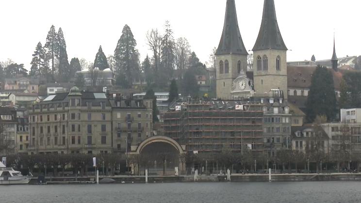 Geisterstadt Luzern