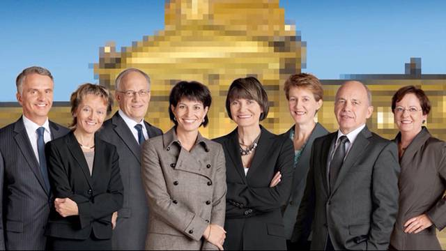 Frauenquote für den Bundesrat?
