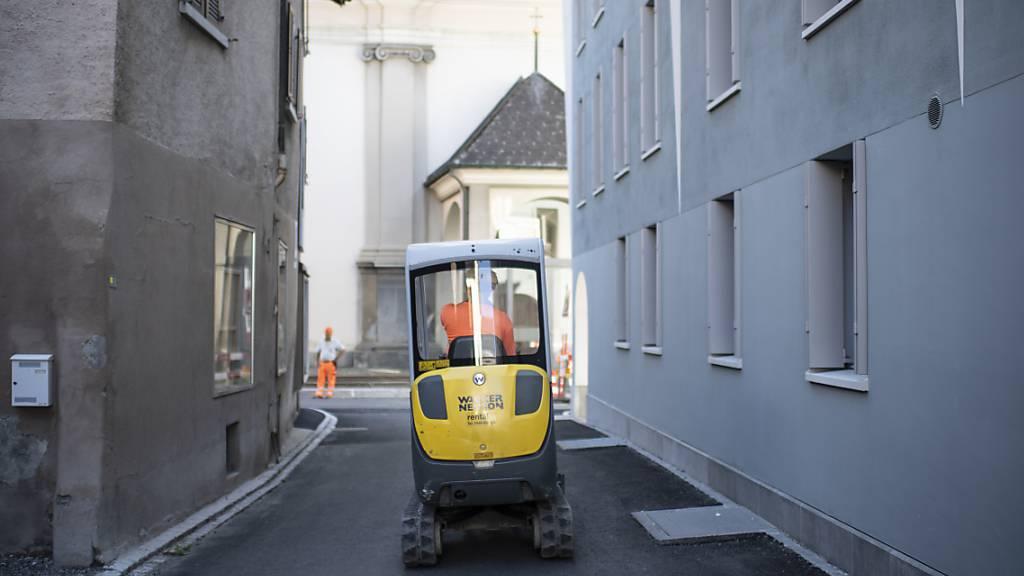 Implenia zahlt dem Kanton Graubünden eine Million Franken