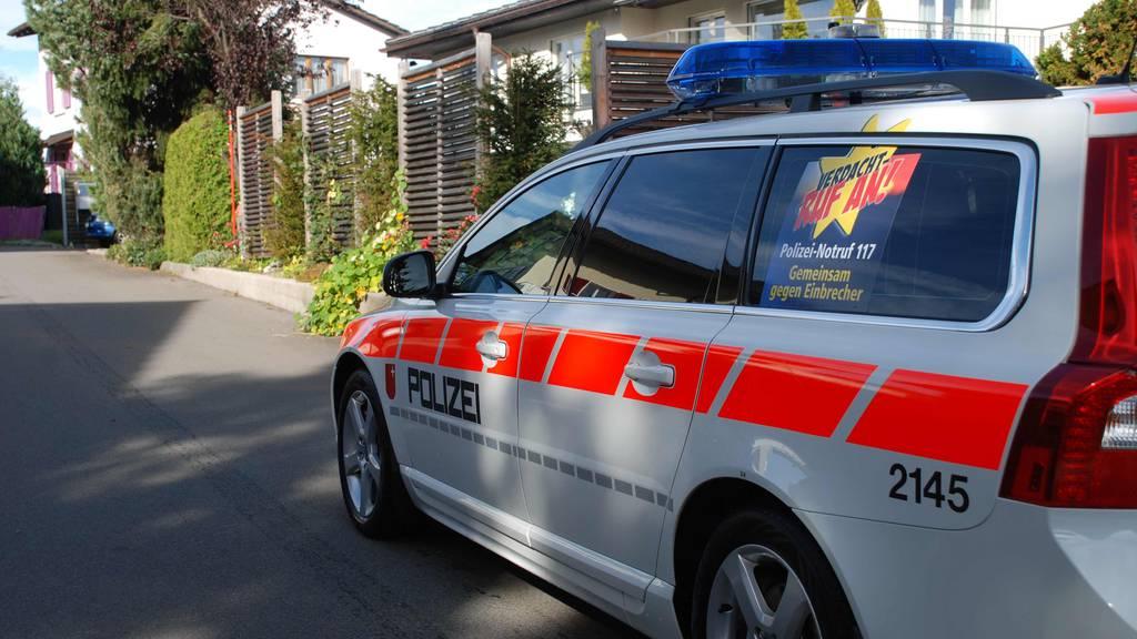 Schwyz: International gesuchter Mann verhaftet