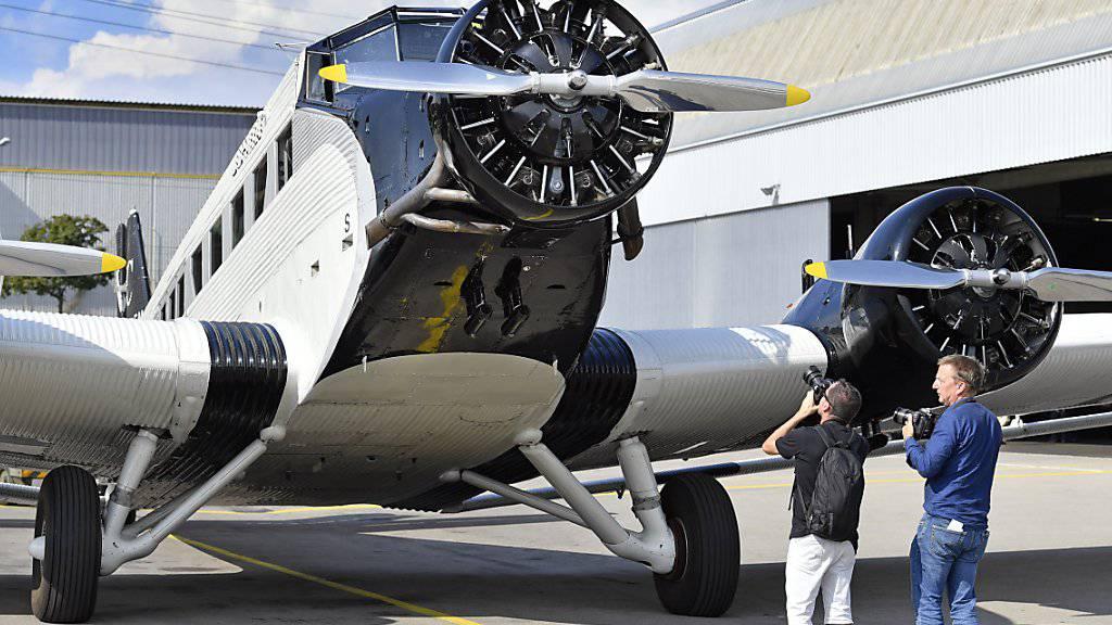 Die Ju-Air organisiert sich neu