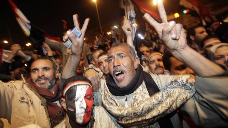 Ägypten steht Kopf: Mubarak hat den Rücktritt gegeben