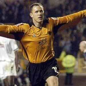 Kevin Cooper als Spieler bei den Wolverhampton Wanderers, Quelle: Wikipedia