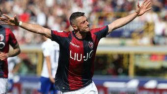 Blerim Dzemaili verbleibt mit Bologna in der Serie A