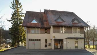 Die Poststelle in Seewen ist heute zum letzten Mal geöffnet. MARTIN Töngi