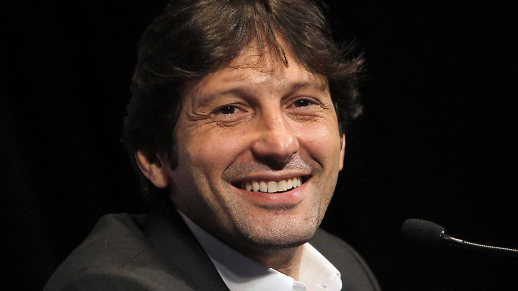 Der Brasilianer Leonardo wird Trainer von Johan Djourou bei Antalyaspor